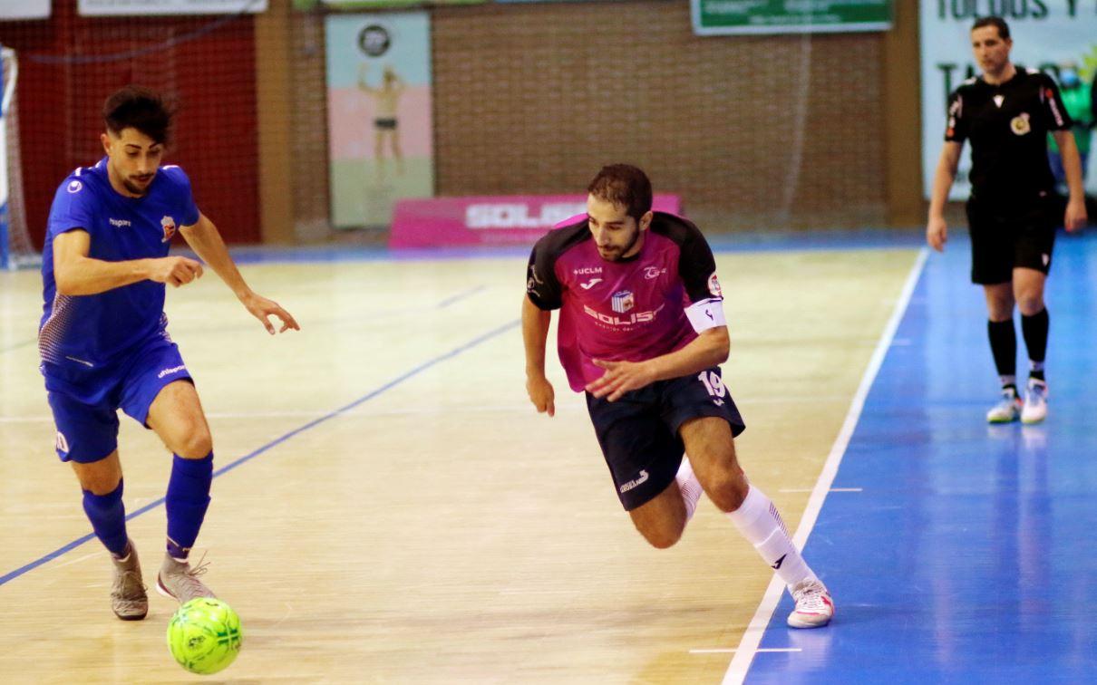 Soliss Talavera recibe en la matinal del martes al Rivas Futsal