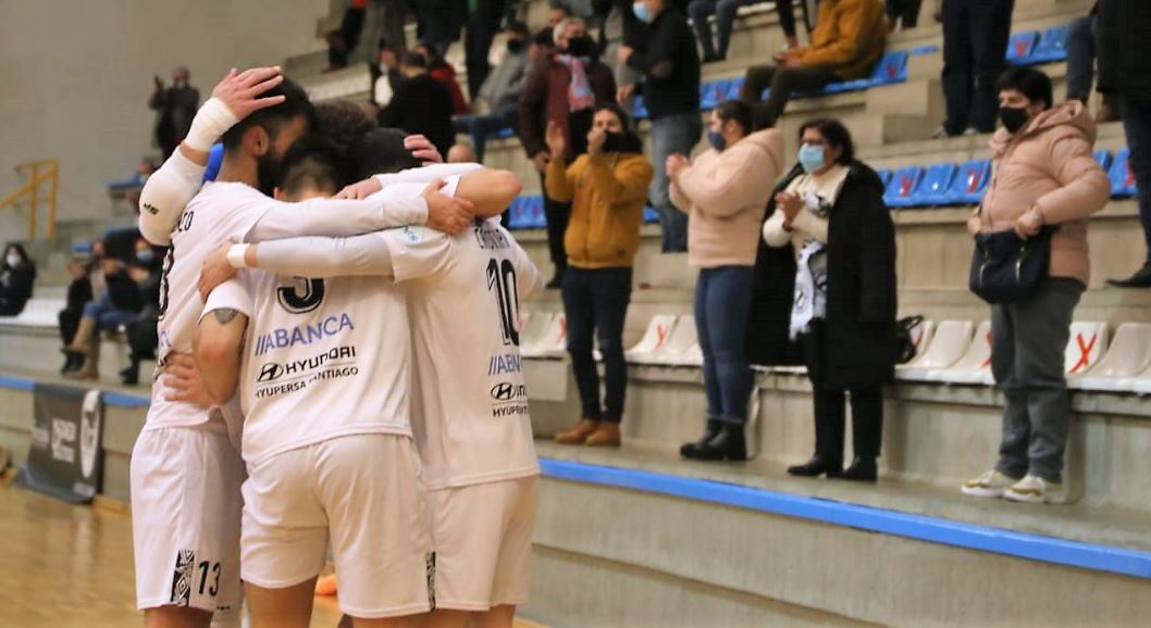 El Santiago Futsal recibe en Santa Isabel al Soliss Talavera