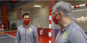 La Selección Española de Fútbol Sala ya solo piensa en Eslovenia
