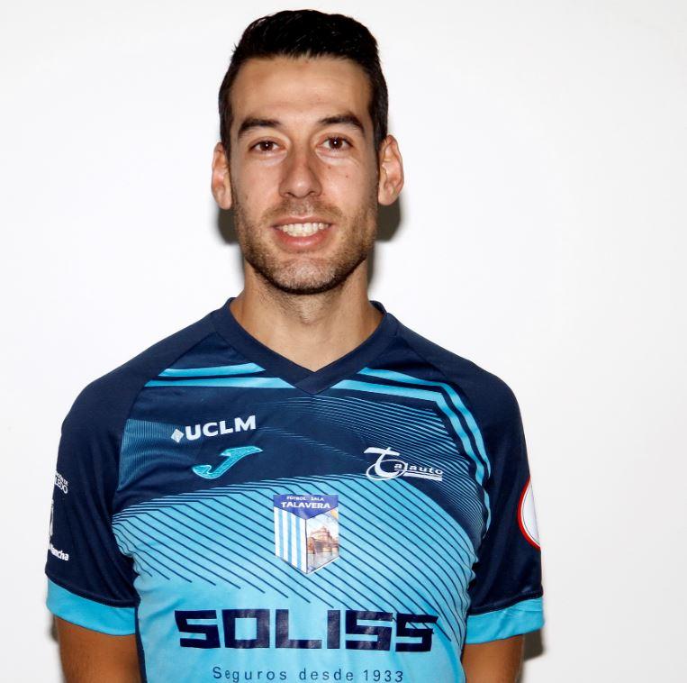 Sergio jugador del Soliss FS Talavera valora la victoria ante el Santiago Futsal