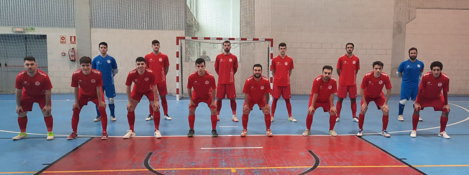 5 Coruña FS consigue un empate ante el Vilalba FS  ( 3 – 3 )