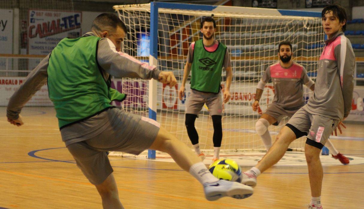 Noia Portus Apostoli recibe al CD Leganés FS con la intención de volver a la senda de la victoria