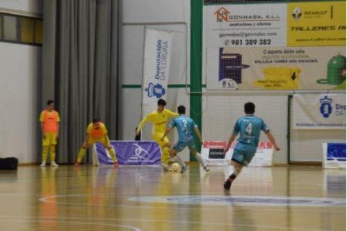 El Cidade de Narón cede tres puntos ante el Leis Pontevedra  en un entretenido encuentro ( 1 – 2 )