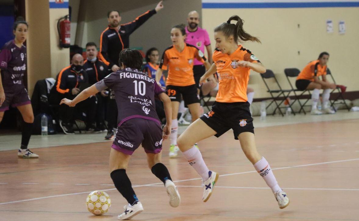 El Viaxes Amarelle FS cae por la mínima ante el Ourense Envialia en un intenso derbi de la máxima categoría      ( 2 – 3 )