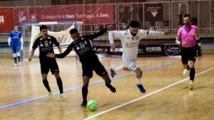 El JERUBEX Santiago Futsal afronta un largo desplazamiento para enfrentarse al Unión África Ceutí