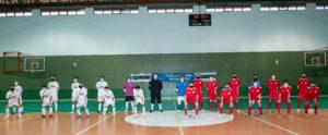 El Club SILVA SD, se estrenó en la especialidad de Fútbol Sala ante el 5 Coruña FS