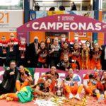 Futsalplanet Awards 2020 reconoce al Burela Pescados Rubén como mejor club femenino de Futsal del Mundo