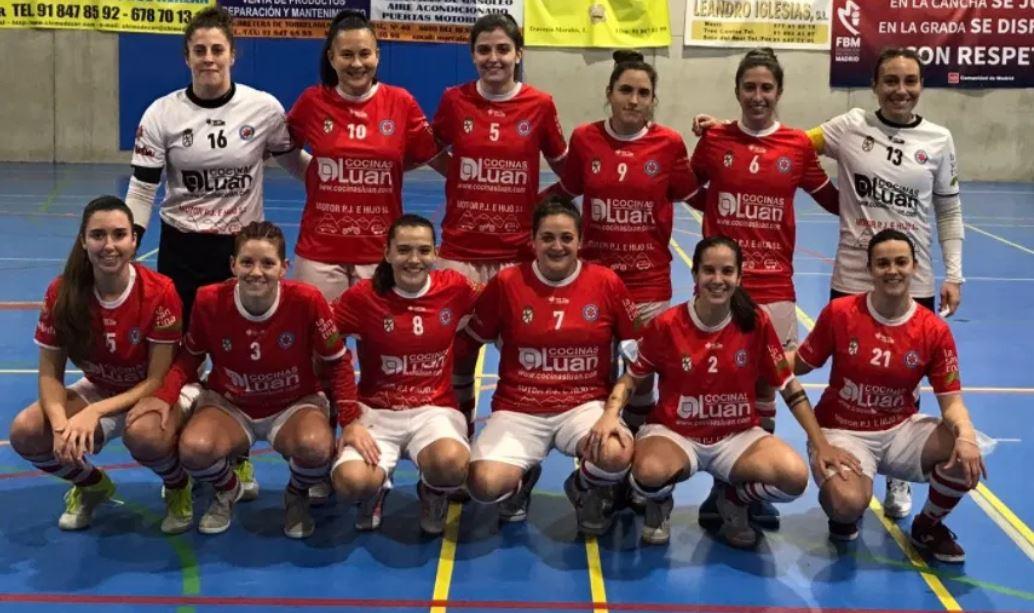 Colme Futsal vence al Rivas Futsal a domicilio y recorta distancia sobre el líder  ( 0 – 4 )