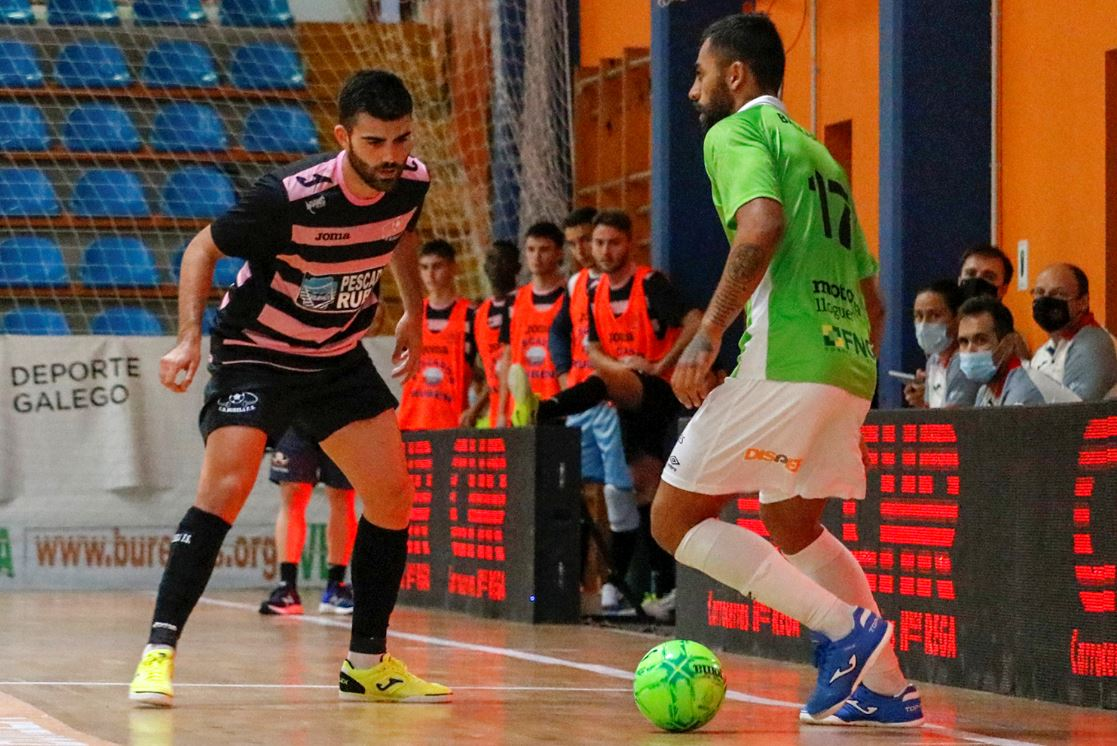 Burela Pescados Rubén visita la difícil cancha del Palma Futsal