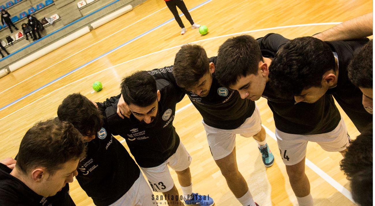 JERUBEX Santiago Futsal viaja a la cancha del FS Móstoles en un busca de un resultado positivo