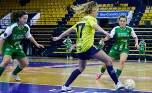 Duelo directo entre Cidade de As Burgas y Gran Canaria Teldeportivo