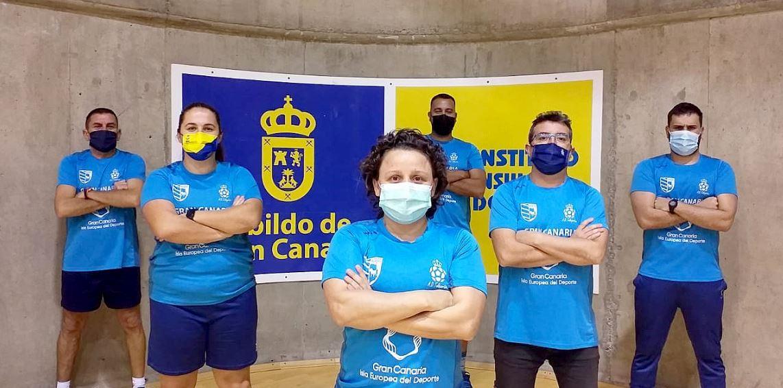 Gran Canaria Teldeportivo reorganiza sus equipos técnicos de categoría nacional
