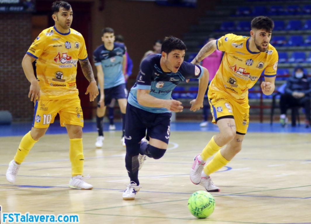 El Soliss FS Talavera vence al Atco. Benavente y se mete en la pelea por la fase de ascenso ( 4 – 3 )