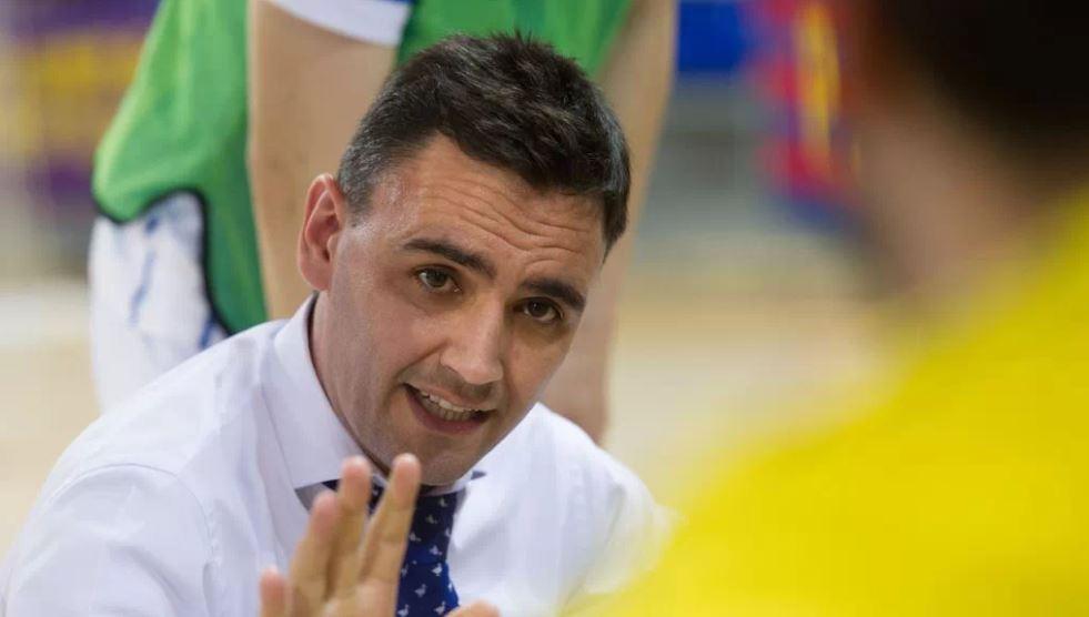 Despedida de Héctor Souto entrenador de O Parrulo Ferrol FS