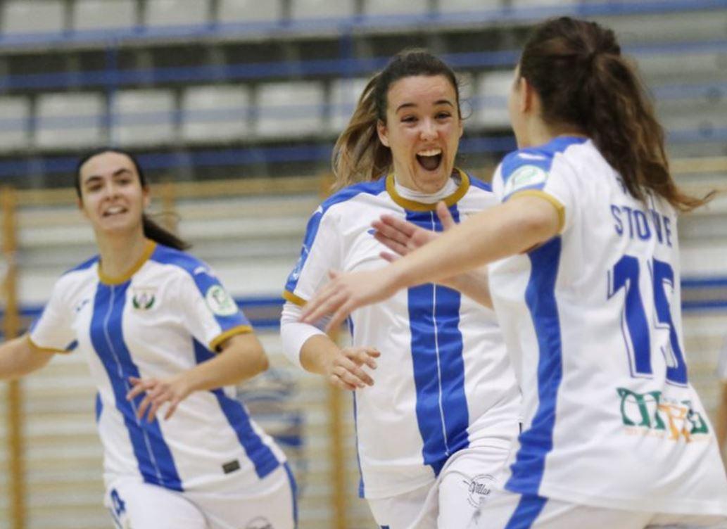 Gran Canaria Teldeportivo FSF acusa la inactividad y cae en la cancha del Leganés