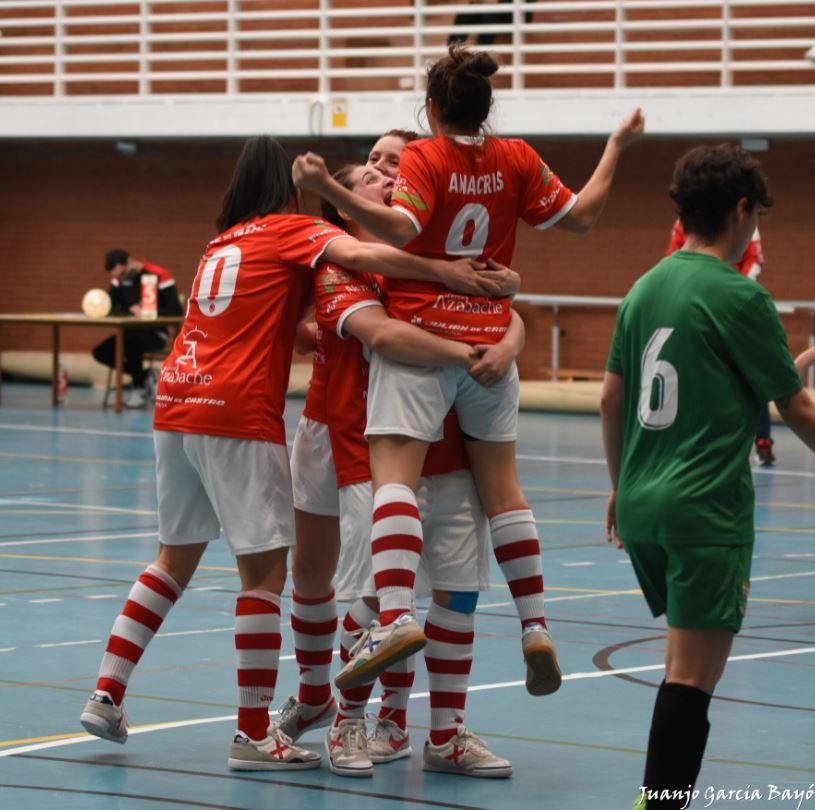 Fin de semana de pleno para el Colme Futsal al vencer al Futsi y VP Soto del Real respectivamente