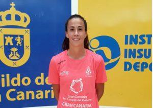 Irina, nueva incorporación del Gran Canaria Teldeportivo en la Segunda División