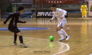 JERUBEX Santiago Futsal disputará el último partido de la primera fase ante el CD Rivas