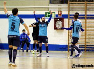 El Soliss FS Talavera empata en Leganés y llega con opciones a la última jornada