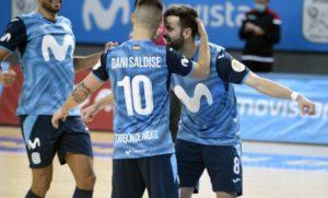 Intensa e interesante jornada nº 19  de la Primera RFEF Futsal