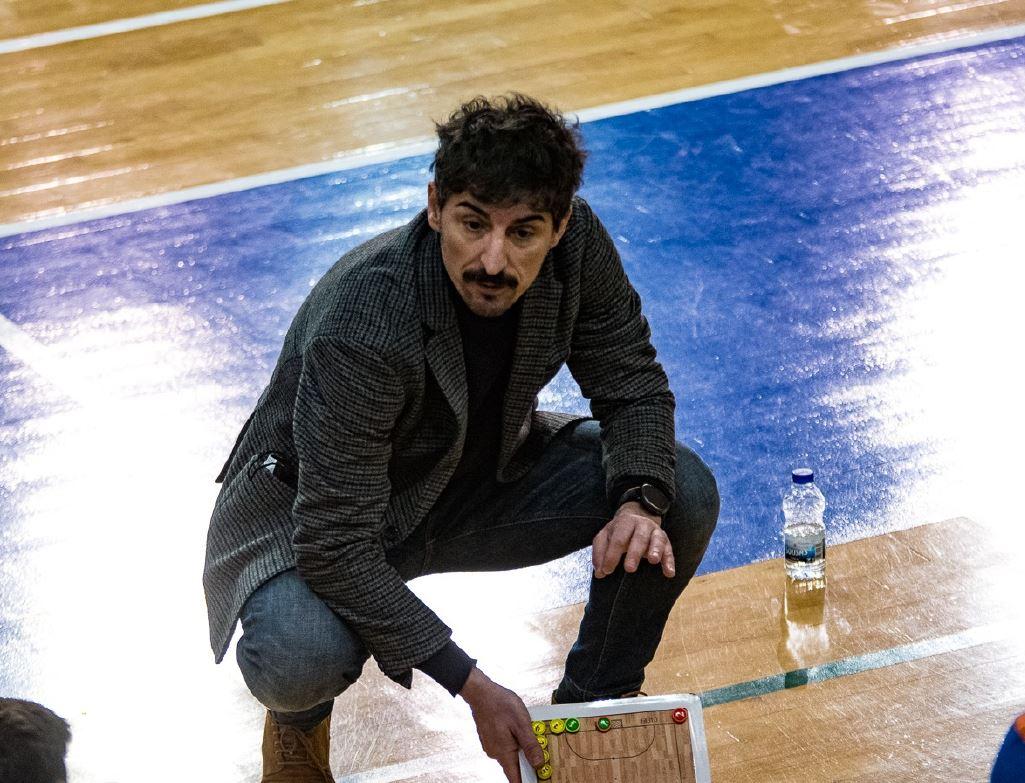 Hoy entrevistamos a Oscar Vivian, entrenador del Sala Ourense