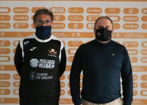 Sito Rivera ya cogió el timón del Burela Pescados Rubén FS