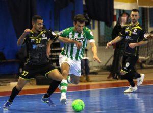 O Parrulo acusa la falta de efectividad y cae ante el Real Betis