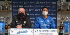 Maca y Morioka analizan la salida del O Parrulo Ferrol ante el Fútbol Emotion