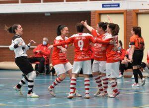 Colme Futsal inicia la segunda fase en Puertollano ante el CD Salesianos