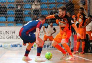Golpe de autoridad del Burela P. Rubén derrotando al líder Levante UD ( 3 – 1 )
