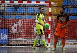 Burela P. Rubén y Córdoba empatan en un disputado encuentro ( 2 – 2 )