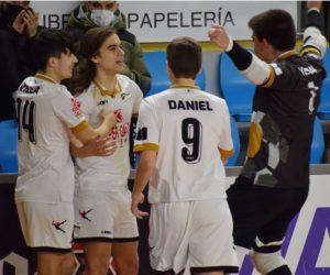 El equipo juvenil del Lugo Sala Keeper Galicia iniciará la segunda fase en Salamanca