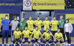 Gran Canaria Teldeportivo cierra la primera fase visitando al líder Futsi Navalcarnero