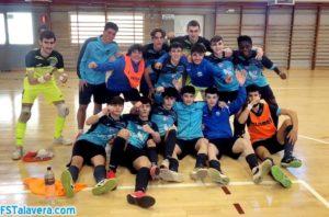 División de Honor Juvenil – El FS Talavera se impone al Obispo Perelló en un partido con 18 goles