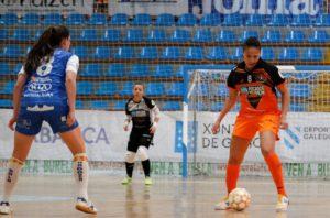 Burela P. Rubén y Ourense Envialia disputan liga y aperitivo de Copa de SM La Reina