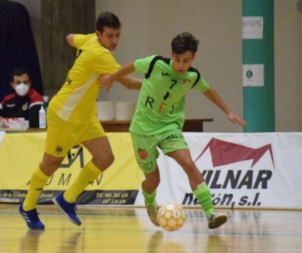 El Cidade de Narón firma una gran segunda parte en Valladolid y araña un punto  ( 3 – 3 )