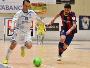 O Parrulo Ferrol mereció mucho mas ante el FC Barcelona ( 0 – 2 )