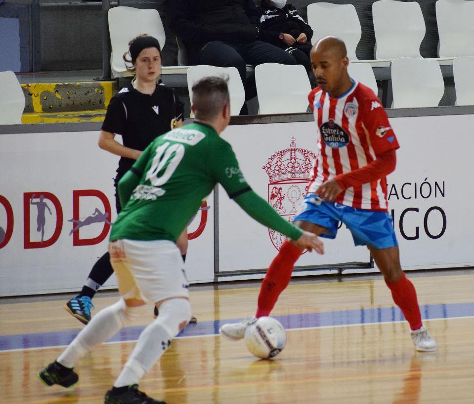 Lugo Sala vence a domicilio al Fútbol Sala Pontedeume ( 0 – 2 )