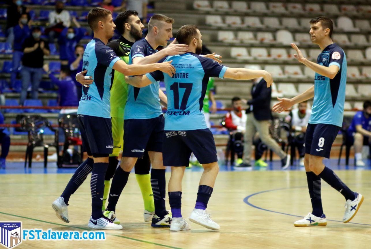 El Soliss FS Talavera y en Viña Albali Valdepeñas disputan gran final de la Copa JCCM el próximo día 27 de abril