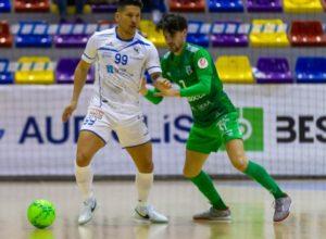 O Parrulo Ferrol consigue tres puntos de oro ante el CD Uma Antequera