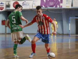El CD Lugo Sala se impone en el derbi provincial al Vilalba FS ( 5 – 3 )