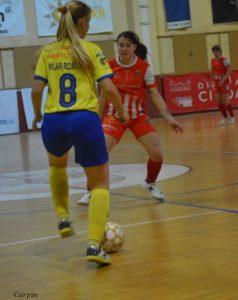 CD Salesianos Puertollano consigue tres puntos ante el Futsi Atlético ¨B ¨