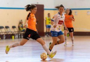 Un punto de ilusión para el Viaxes Amarelle FSF ante el AD Sala Zaragoza  ( 2 – 2 )