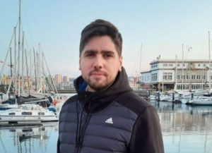 Hoy entrevistamos a Victor Garrote                                            ¨ Me apasiona rodearme de Deporte ¨