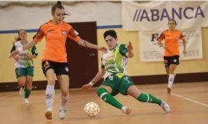 El Viaxes Amarelle FSF inicia la segunda fase de la liga recibiendo al AD Sala Zaragoza FS