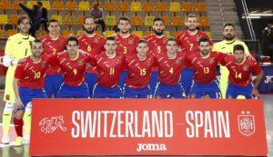 España vence con autoridad a Suiza en Las Rozas (0-8)