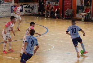 Noia Portus Apostoli cierra la liga regular con una contundente victoria ante el Durán Ejido Futsal ( 5 – 0 )
