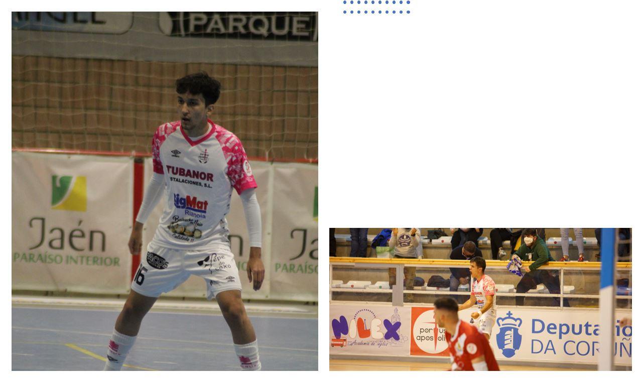 Rivera y Alex Naranjo convocados con la Selección Española sub-19 para enfrentarse a Portugal en Oporto