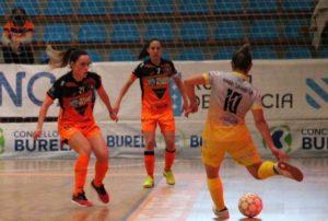 Burela Pescados Rubén cae por la mínima ante el Futsi Atlético ( 1 – 2 )
