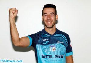 Sergio ( Soliss FS Talavera ) se retirará de las cancha de juego después de 20 temporadas en la élite del Fútbol Sala